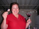 Mary Jo makes a Razzle-Dazzle-Tini