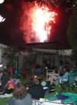 Highlight for Album: Fireworks & Fun 2008 - 4th of July Brittahytta BBQ