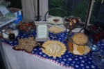Patriotic Party Buffet