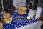 Patriotic Party Buffet