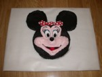 Minnie Mouse cake - November 2005