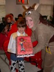 Jesse from Toy Story - November 2003