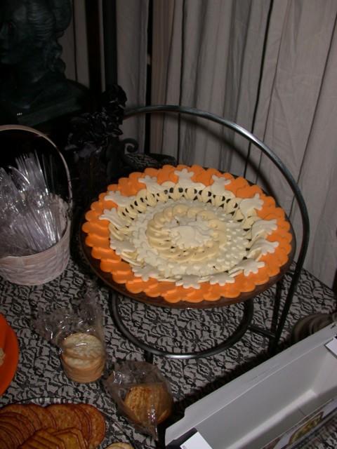 Creepy Cheese Ghosties, Skulls & Pumpkins