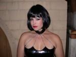 Mistress Melanie Head Shots