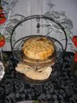 Spiderweb Brie En Croute