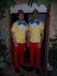 Tweedle-Dum & Tweedle-Dee