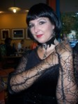 The Webmistress of the Dark at Margarita Friday