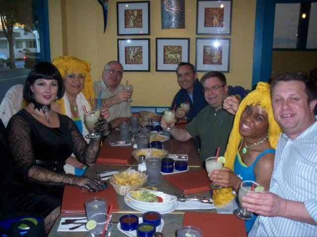Halloween Fun at Margarita Friday
