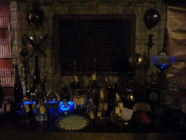 Miss Hermione G. Wells' laboratory