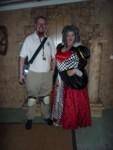 Robin & Laura Queen of Hearts