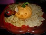 Glen's Creepy Cuisine - cutest cheese ball ever!