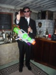 Agent K of Men in Black