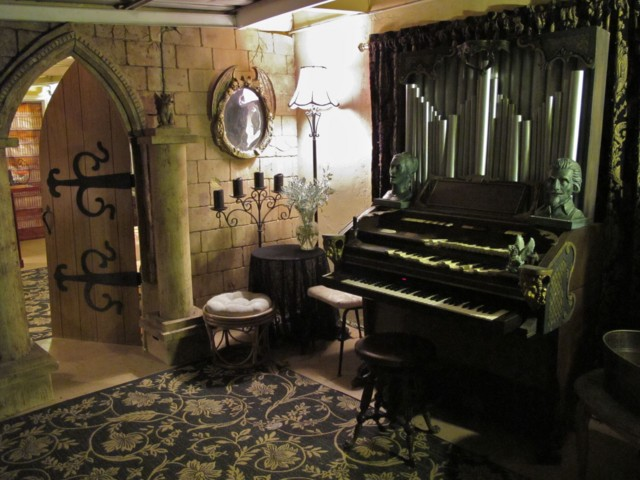 The Haunted Pipe Organ