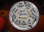 Gravestone Cookies 2005