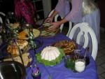 Some festive food