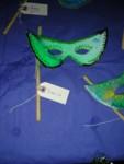 Tracia's edible mask
