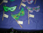 More edible masks