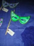Kaye's edible mask