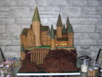 Edible hogwarts. WOW!