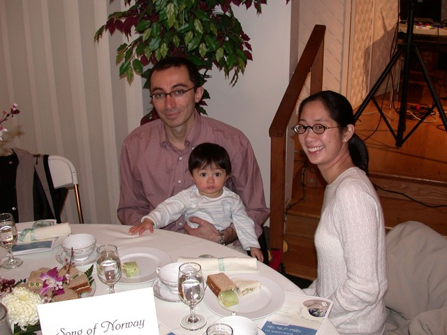 Stefano, Nico & Tina