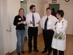 More helpers: Suzanne B., Kevin, Carolyn & Barbara