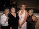 Sheila, Kat, Britta, Erin