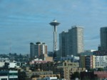 By the morning we were back in Seattle sunshine!