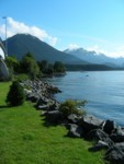 Sunshine in Sitka