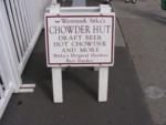 The Chowder Hut in Sitka