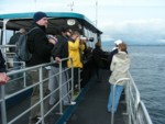 Wildlife Quest Tour on Sitka Sound