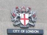 Crest of City of London