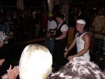 YMCA dancers