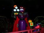 Beware Emperor Zurg!  (Inside Buzz Lightyear's Astro Blasters)