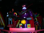 I told you - Beware Emperor Zurg! 
