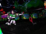 Buzz shoots Emperor Zurg (Inside Buzz Lightyear's Astro Blasters)