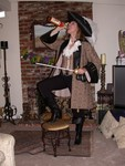 Or is she Captain Morgan?
