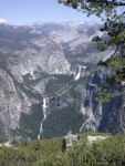 More Nevada Falls & Vernal Falls