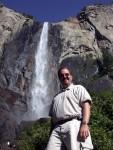 Ben at Bridalveil Falls