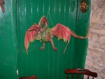 Thu Dec 30 07:49:13 2004 Doesn't the dragon look like Donkey's girlfriend from Shrek? ;)