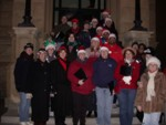 Highlight for Album: Christmas Caroling 2006