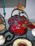 Miss Scarlet's Secrets = red fruit & veggies