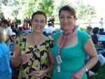 Anu & Ruth - proud altos!