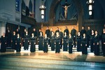 The Choral Project performing in at ACDA Western Region Conference, March 2000