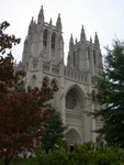 At the National Cathedral, Washington DC