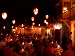 The Blue Bayou restaurant