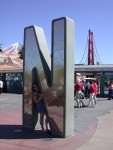 N is for Nelson (Melanie)...