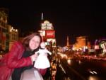 Amanda & Emily in Las Vegas Friday night