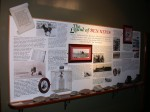 The Legend of Ben Nevis display at the Ben Nevis distillery in Fort William