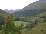 The Glenfinnan Viaduct - where is the Hogwarts Express? ;)