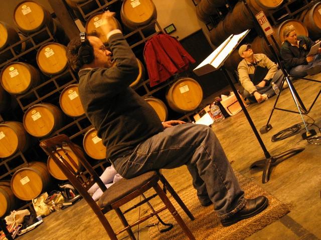 daniel conducting